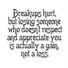 Breakups!
