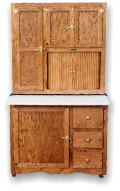 Custom Hoosier Cabinets