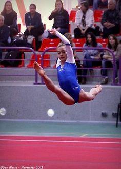Andreea Iridon // That leap though...