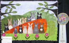 Fourteen Rabbit Carrot - Sheila Rauen rabbit carrot