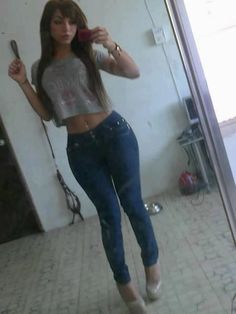 The beautiful Kim Fuentes