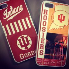 Indiana Hoosiers Cream and Crimson