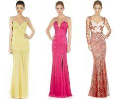 Vestidos de festa 2014 - Patchoulee