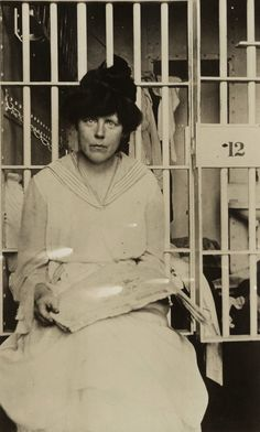It was 1917 when members of the National Women's Party picketed outside the White House, demanding the right to vote. The Night of Terror took place on Nov 15 when the warden at the Workhouse Prison ordered his guards to teach the women a lesson. For weeks, the women's only water had come from an open pail. Their food had been infested with worms. But on this night, some 40 prison guards wielding clubs beat the women senseless — grabbing, dragging, choking, kicking and pinching them.