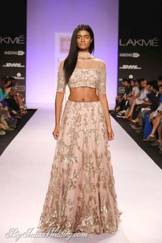 Shehla Khan designer lehenga collection