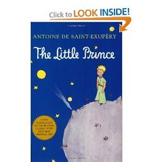 The Little Prince. reminds me of mi hermano :)