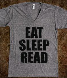 Eat Sleep Read