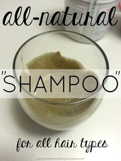 crunchies. i think i've done it… i think i've created the magic hippie shampoo for all hair types. i don't wanna get ahead of myself, but get excited. i'm always trying to learn more and more about...