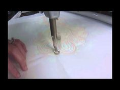 Paisley Feather Tutorial - YouTube