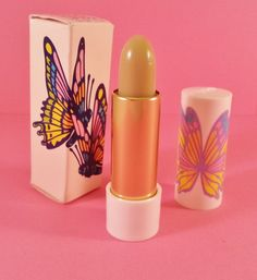 NEW IN BOX but Vintage Avon Collectible Color Magic Lipstick in Peach Sorcery