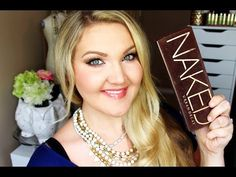 ▶ ★GRWM UD NAKED PALETTE | GO-TO LOOK★ - YouTube