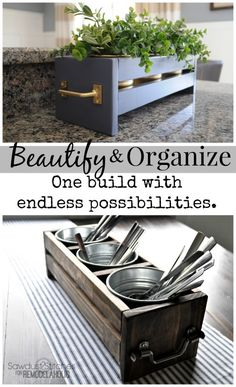 Build an organizer t