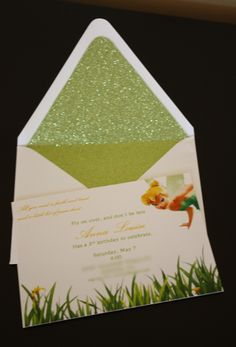 Kiki's List: She's Crafty - how to line an envelope - tutorial.