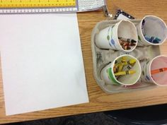a system for using drawing to teach complex math and measurement concepts, build fine motor skills, and increase motivation