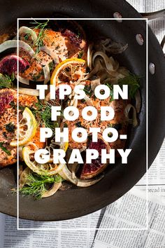 Tips on Food Photography - click for more! /