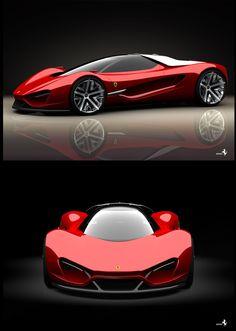 Ferrari concepts
