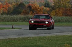 The last two Camaros Mark Stielow debuted at the #OUSCI won the event. Will his Hell Fire 1969 #Camaro be the third?