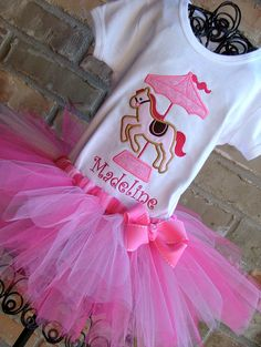 Pretty sure my little princess needs this for her carousel party :)