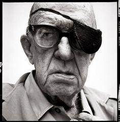 Richard Avedon, John Ford, 1972