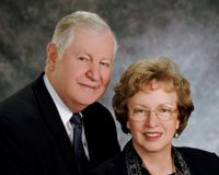 """Marilyn Blackaby, '60, and husband Henry run Blackaby Ministries International, an organization built to help people experience God. Henry Blackaby is also the author of """"Experiencing God: Knowing and Doing the Will of God,"""" which has sold 7 million copies around the world."""