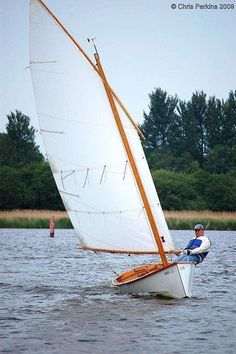 Small Boat Sailing on Pinterest Wooden Boats Boats and