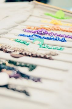 Ops!Objects. - Love these bracelets <3