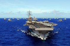 Today is the start of RIMPAC 2014, the multinational maritime exercise that takes place in and around the Hawaiian Islands every two years.