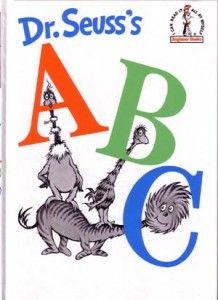 Dr. Seuss' ABC by Dr. Seuss