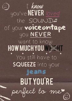 Little things - one direction.