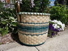 """""""Ziggy"""" pattern by Pam Feix, Feix Family Baskets http://www.feixbaskets-crafts.com/pam_feix.html"""