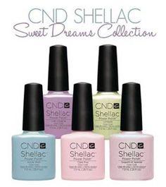 CND Shellac Sweet Dreams