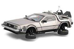 Back to the Future - 1981 DeLorean DMC-12