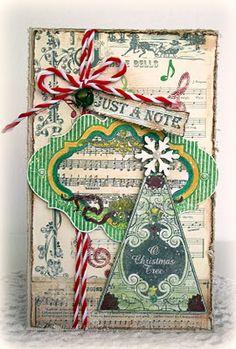 O Christmas Tree - Christmas Card designed by Melissa Bove