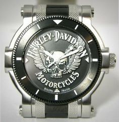 Harley-Davidson Men's Bulova Watch. 78A109 Bulova. $199.95