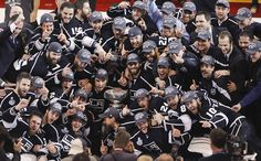 Los Angeles Kings crowned 2012 Stanley Cup Champions