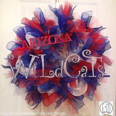 Team Spirit Decorative Wreath