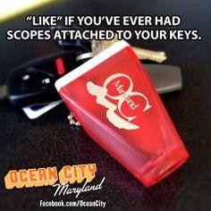 Bonus points if you still have one!  #scopes #ocmd #oceancity #oceancitymd #oceancitymaryland #beach