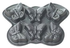Nordic Ware Butterfly Muffin Pan: Amazon.com: Kitchen & Dining