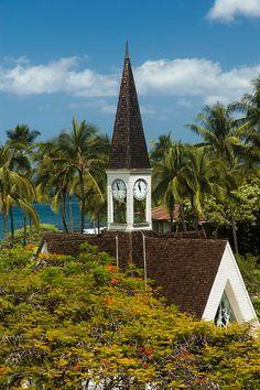 Church on Maui