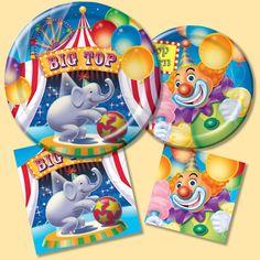 """My Little Party Blog: Fiesta Erase una vez el Circo! My Little Party Fiestas para Todos """"Erase una vez el Circo"""""""