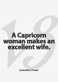 Dating a capricorn woman