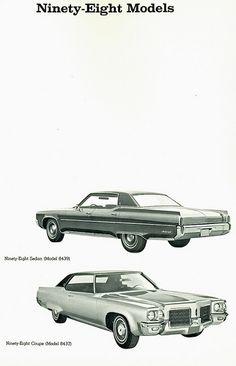 1971 Oldsmobile Ninety-Eight