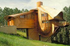 Mount Crested Butte Residence by Robert Oshatz
