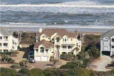 Oceanfront Outer Banks Rentals | Pine Island Rentals | Ritz Palm