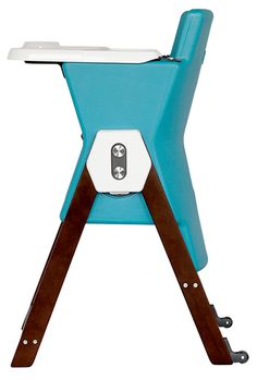 HiLo High chair by @Joovy - Infant to toddler seat