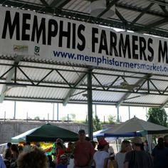 Memphis Farmers' Market, Memphis, TN