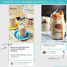 How to add pinterest