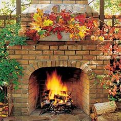 Decorate with fall leaves | Fill a window box | Sunset.com