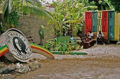 Bob Marley Museum, Kingston JA
