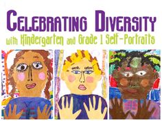 "Author/teacher Mered ""Pidgie"" Lawson writes, ""Diversity is a concept we share with our students every day, teaching them to respect, admire and celebrate the uniqueness that makes each of us special,"" in her art lesson, ""Celebrating Diversity with Kindergarten and Grade 1 Self-Portraits,"" from our October 2009 issue. http://pubdev.ipaperus.com/ArtsandActivities/AAOctober2009/?page=30 art lessons, art project"